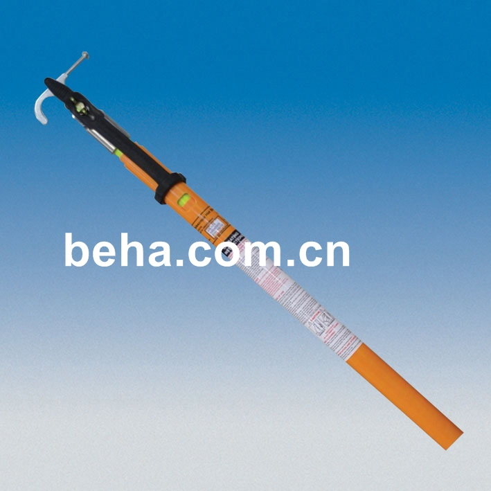 High Voltage Tester Stick : B telescopic hot stick insulated shanghai
